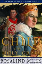Cover art for THE CHILD OF THE HOLY GRAIL