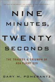 NINE MINUTES, TWENTY SECONDS by Gary M. Pomerantz