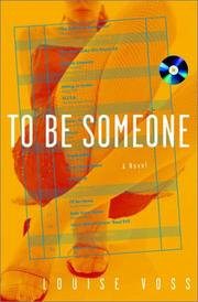 TO BE SOMEONE by Louise Voss
