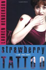 STRAWBERRY TATTOO by Lauren Henderson