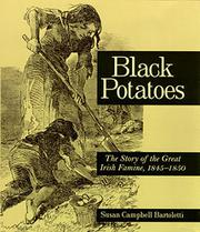 Book Cover for BLACK POTATOES