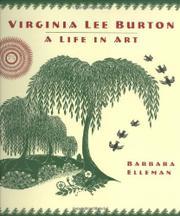 VIRGINIA LEE BURTON by Barbara Elleman