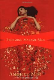 Cover art for BECOMING MADAME MAO