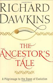 Cover art for THE ANCESTOR'S TALE