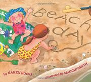 BEACH DAY by Karen Roosa