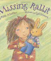 MISSING RABBIT by Roni Schotter