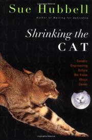 SHRINKING THE CAT by Sue Hubbell