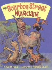 Book Cover for THE BOURBON STREET MUSICIANS