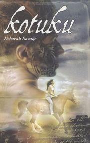 KOTUKU by Deborah Savage