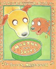 MARTHA AND SKITS by Susan Meddaugh
