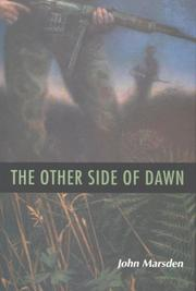 Cover art for THE OTHER SIDE OF DAWN