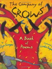 THE COMPANY OF CROWS by Marilyn Singer
