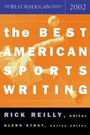 THE BEST AMERICAN SPORTS WRITING 2002 by Rick Reilly