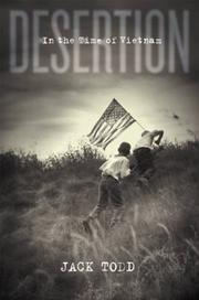 DESERTION by Jack Todd