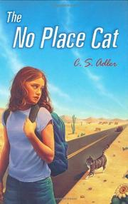 THE NO PLACE CAT by C.S. Adler