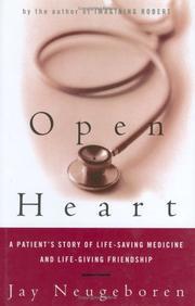 OPEN HEART by Jay Neugeboren
