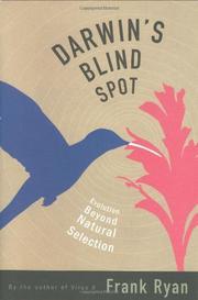 DARWIN'S BLIND SPOT by Frank Ryan