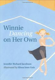 Cover art for WINNIE DANCING ON HER OWN