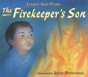 THE FIREKEEPER'S SON by Linda Sue Park