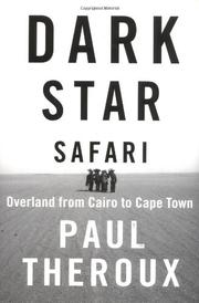 Cover art for DARK STAR SAFARI