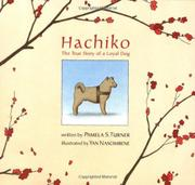 HACHIKO by Pamela S. Turner