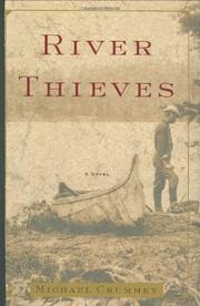 Cover art for RIVER THIEVES