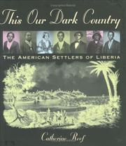 Cover art for THIS OUR DARK COUNTRY