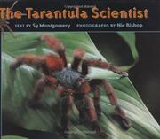 Cover art for THE TARANTULA SCIENTIST
