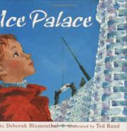 Book Cover for ICE PALACE