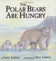 Cover art for THE POLAR BEARS ARE HUNGRY