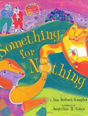 SOMETHING FOR NOTHING by Ann Redisch Stampler