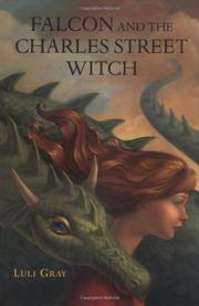 Book Cover for FALCON AND THE CHARLES STREET WITCH