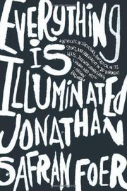 Book Cover for EVERYTHING IS ILLUMINATED