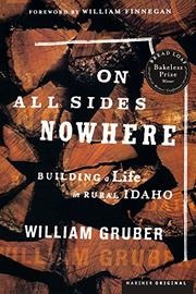 ON ALL SIDES NOWHERE by William Gruber