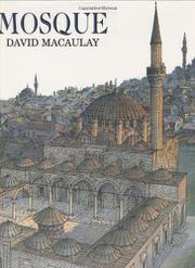 MOSQUE by David Macaulay