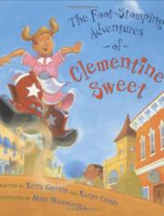 Cover art for THE FOOT-STOMPING ADVENTURES OF CLEMENTINE SWEET
