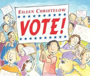 VOTE! by Eileen Christelow