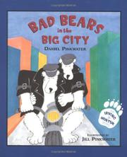 BAD BEARS IN THE BIG CITY by Daniel Pinkwater