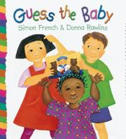 Book Cover for GUESS THE BABY