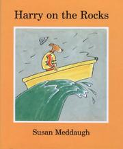HARRY ON THE ROCKS by Susan Meddaugh