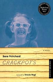 CRACKPOTS by Sara Pritchard