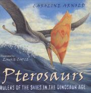 Cover art for PTEROSAURS