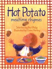 Book Cover for HOT POTATO