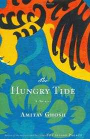 Cover art for THE HUNGRY TIDE