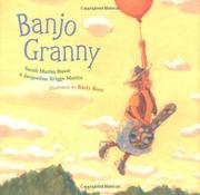 Book Cover for BANJO GRANNY