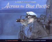 ACROSS THE BLUE PACIFIC by Louise Borden