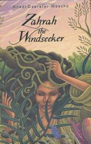 ZAHRAH THE WINDSEEKER by Nnedi Okorafor-Mbachu