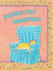PERFECTLY MARTHA by Susan Meddaugh