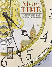 ABOUT TIME by Bruce Koscielniak