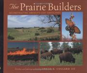 THE PRAIRIE BUILDERS by Sneed B. Collard III